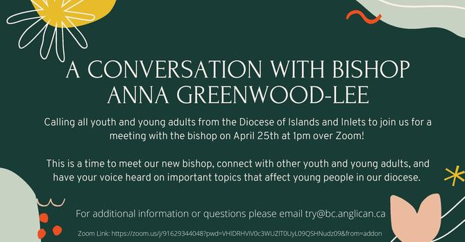 Conversation with Bishop Anna