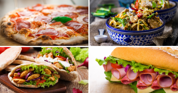 Hot Lunches for May and June