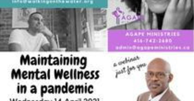 Maintaining Mental Wellness in a Pandemic