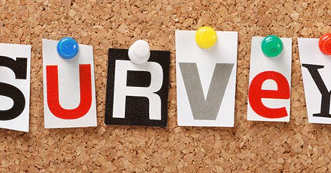 Spring 2021 SVLC Congregational Survey