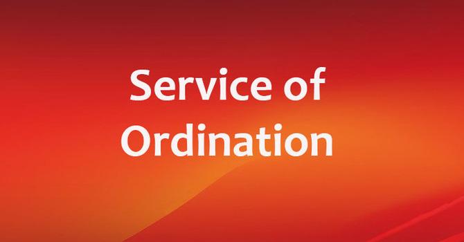 Ordination of Luke Morgan Allgeyer
