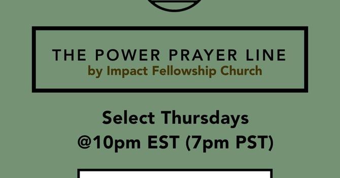 Power Prayer Line