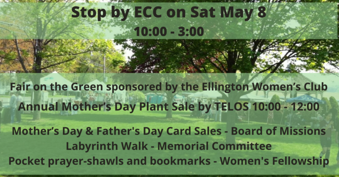 T.E.L.O.S. Mother's Day Plant Sale