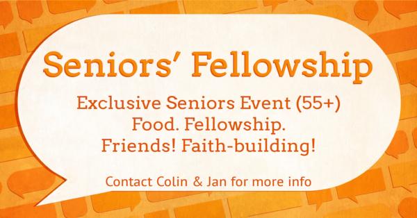 Seniors' Fellowship & Party