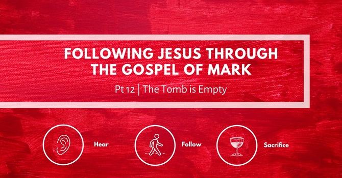 The Tomb is Empty