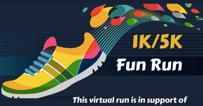 Virtual 1K/5K Fun Run