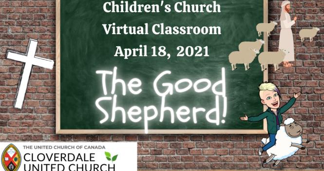 Children's Church This Week