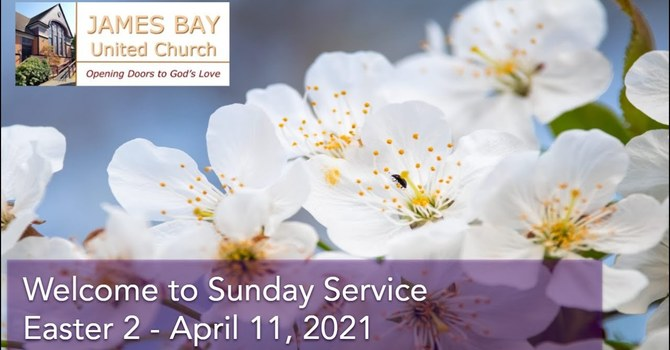 Second Sunday Of Easter April 11, 2021