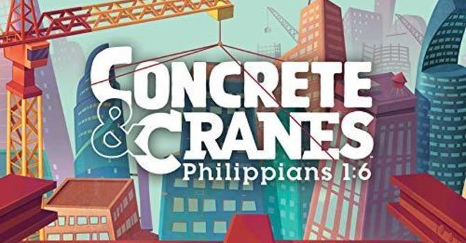 Concrete & Cranes