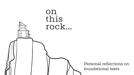 On This Rock...