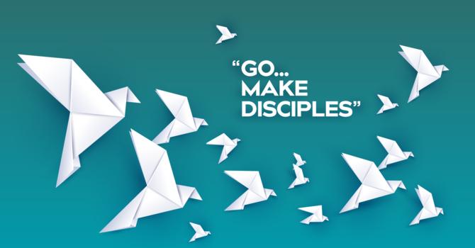 Go...Make Disciples | An Irresistible Current | Matthew 28:16-20
