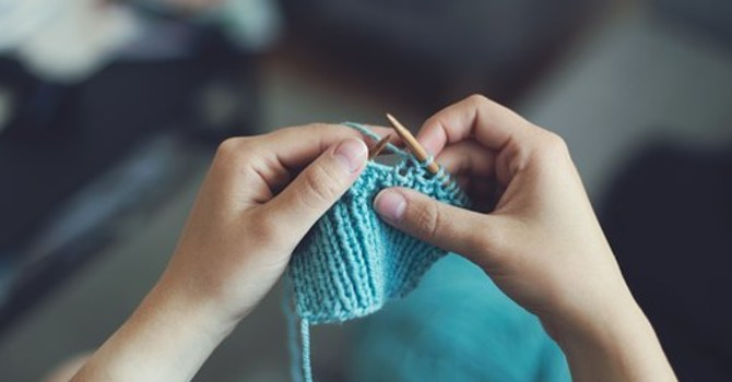 First Met knitters support Children's Health Foundation project image