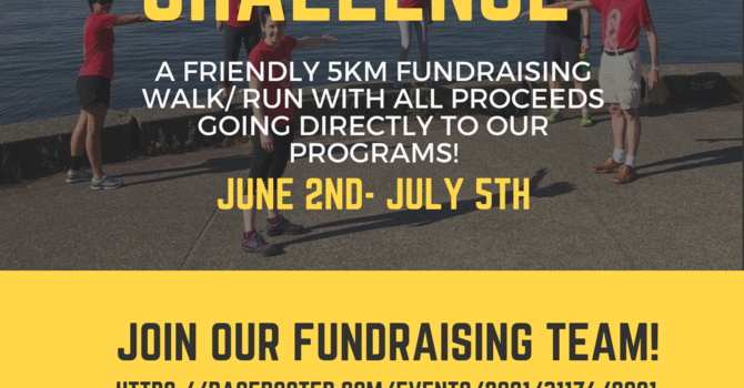 Join Team NSRJ in the 2021 Virtual Scotiabank Charity Challenge!