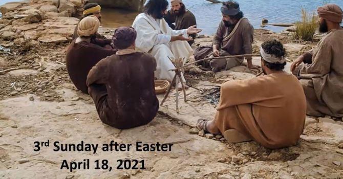 April 18, 2021 Sunday Worship