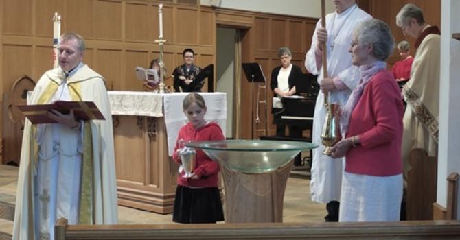 90th Anniversary Service at St Philip's, Dunbar image