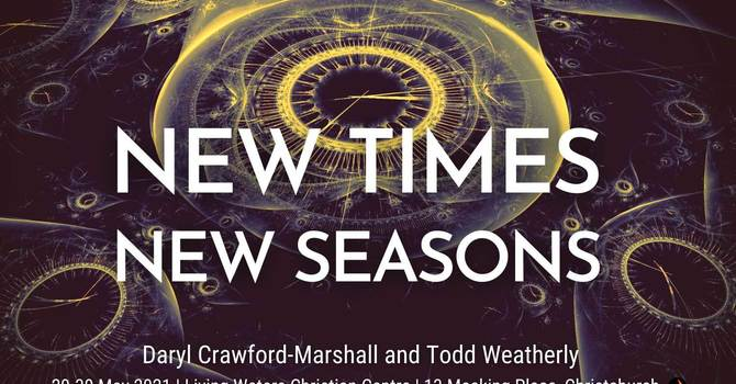 New Times, New Seasons
