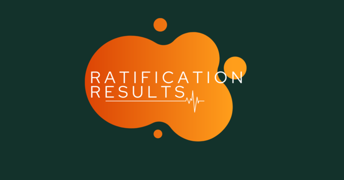 Annual General Meeting Ratification Results