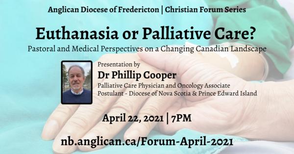 Euthanasia or Palliative Care?