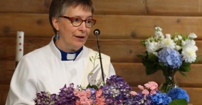 Peggy's sermon for April 18, 2021 image