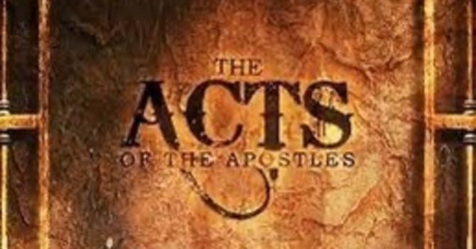 Acts 1 - Pastor Frances Allen