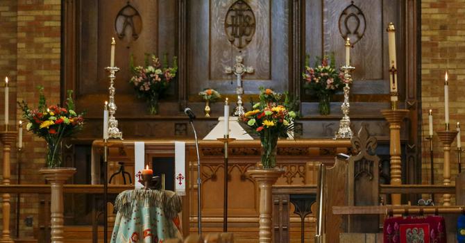 Bishop Jane's Farewell Service image