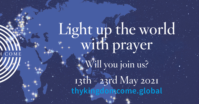 Light Up the World in Prayer image