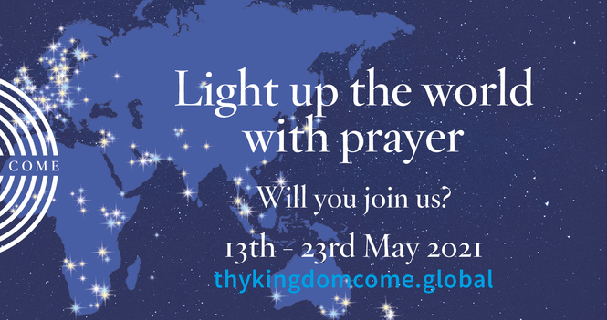 Light Up the World in Prayer