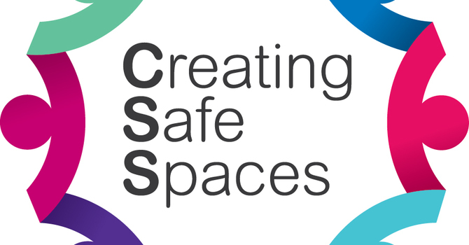 Creating Safe Spaces Training