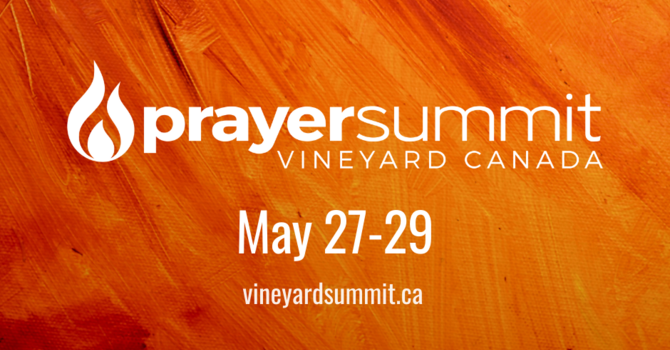 Vineyard Prayer Summit