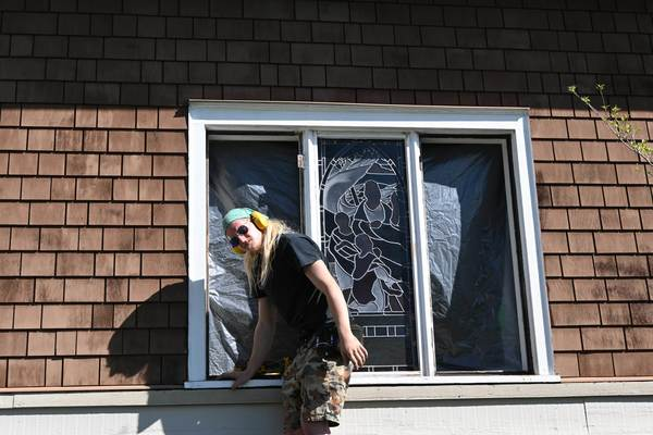 Painting & repairs