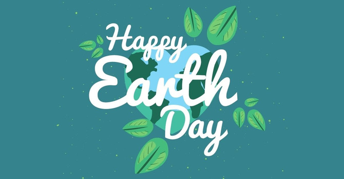 Happy Earth Day! image