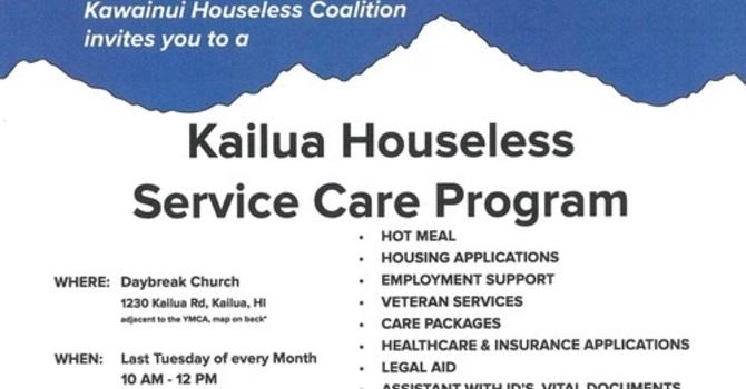Kawainui Houseless Service Fair
