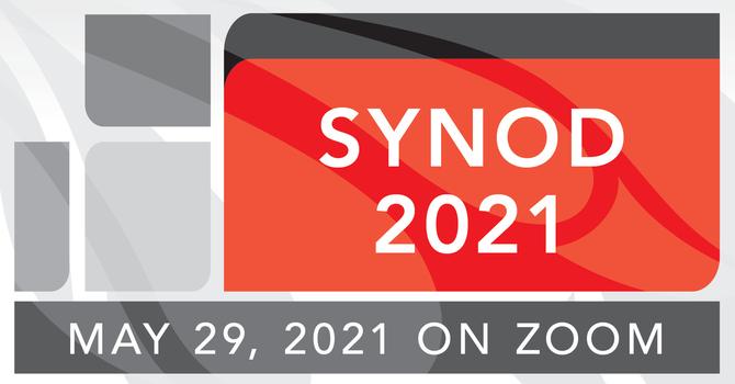 Synod May 29, 2021