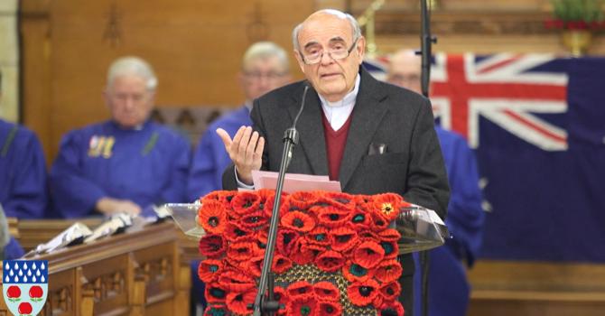 25th April - Anzac Day Service