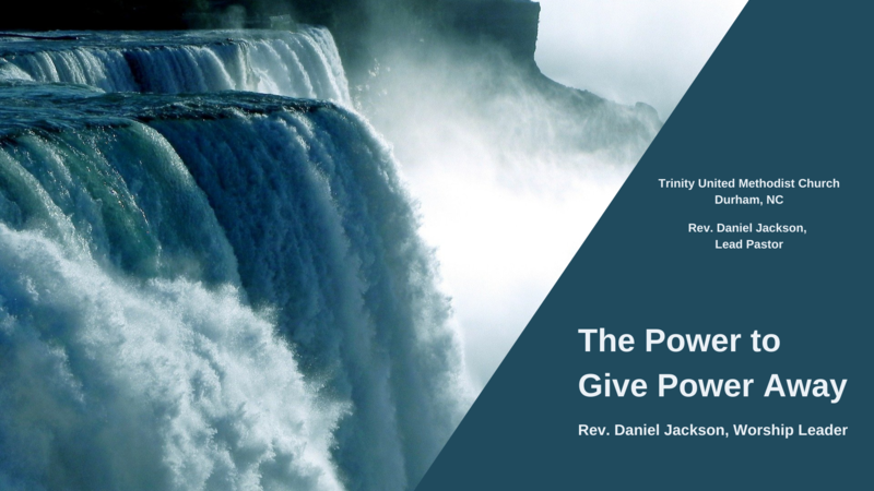 The Power to Give Away Power