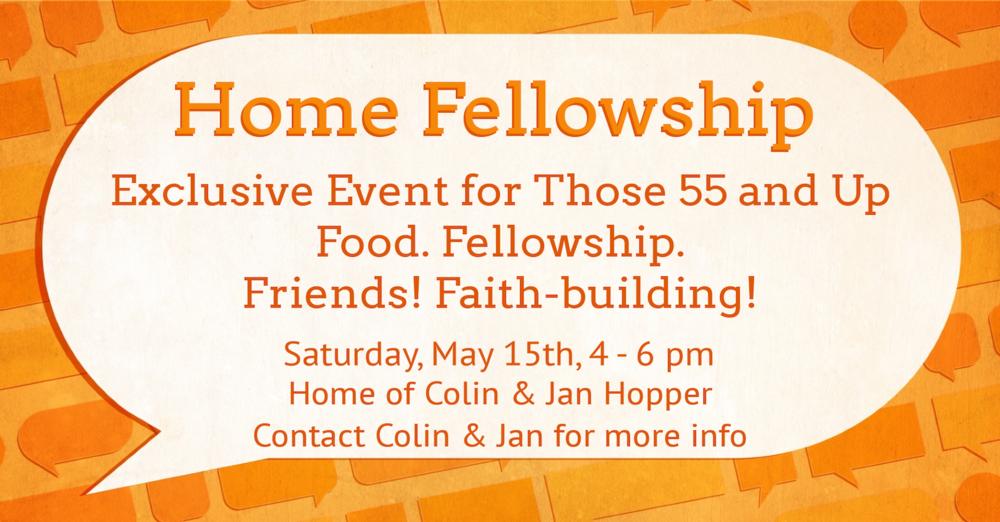 Home Fellowship & Party
