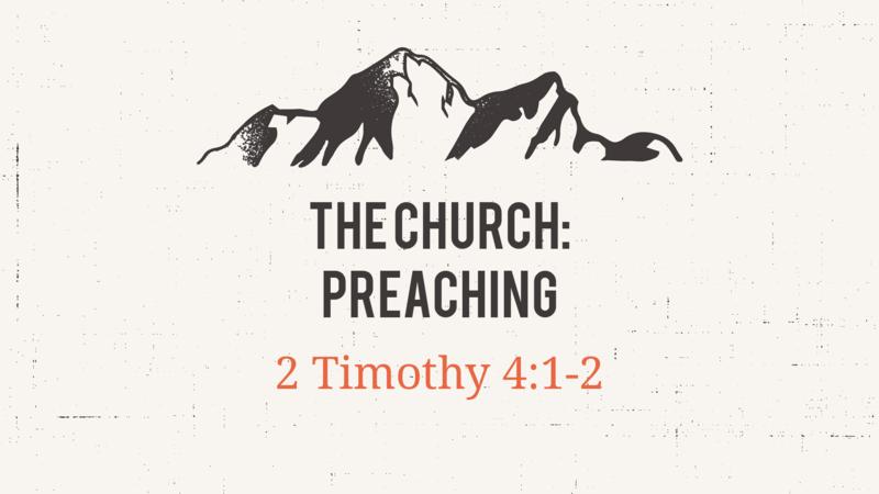 CVBC 4.25.21 {Preaching}