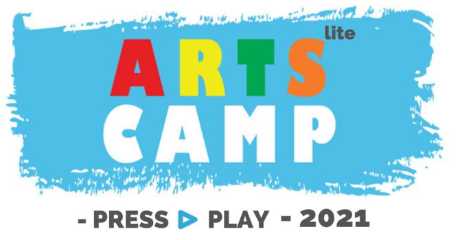 Arts Camp lite: Press Play