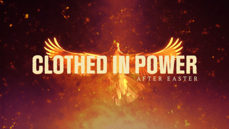 Clothed In Power