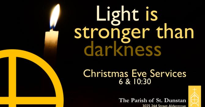 Christmas Eve at the Parish image
