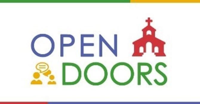 ELCA OPEN DOORS GRANTS image