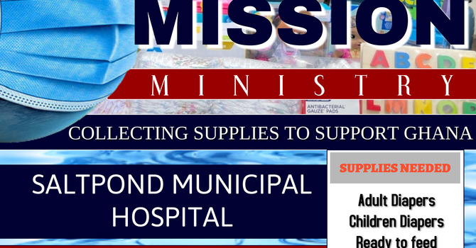 Mission Ministry Collecting for Ghana