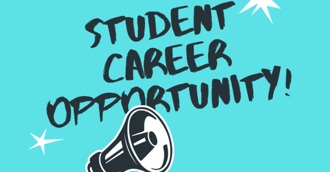 Student Career Opportunities image