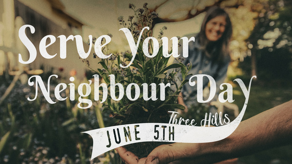 Serve Your Neighbour Day