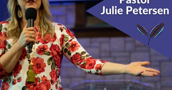 Pastor Julie Petersen