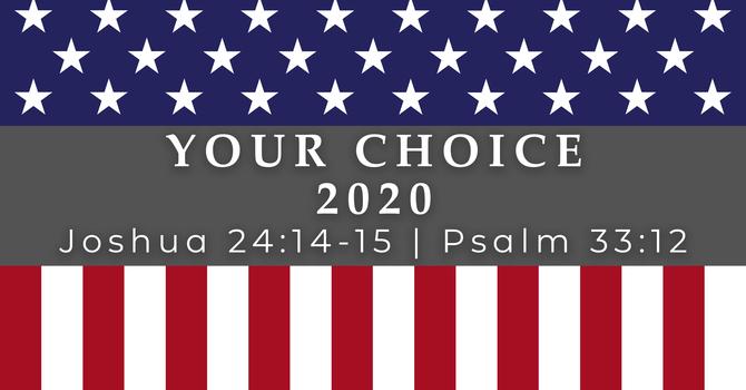 Your Choice 2020