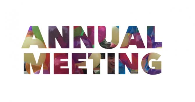 Aurora United Church Annual Meeting