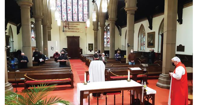 May edition - New Brunswick Anglican