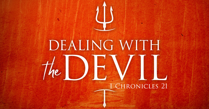 Dealing with the Devil #3 - The Ruler