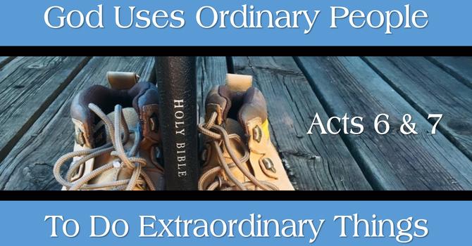 God Uses Ordinary People